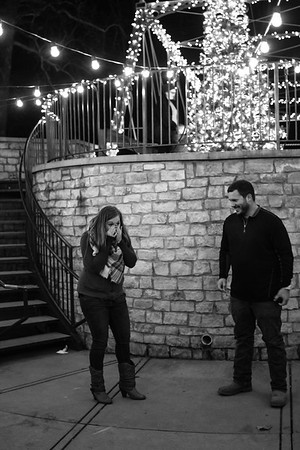 Kelsey and Chris proposal
