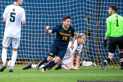 Michigan Soccer 2021