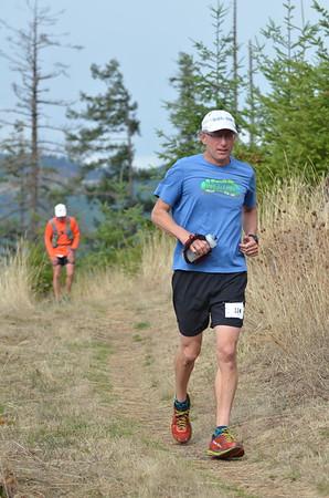 2018 Condor 25K Trail Run  - Chris'