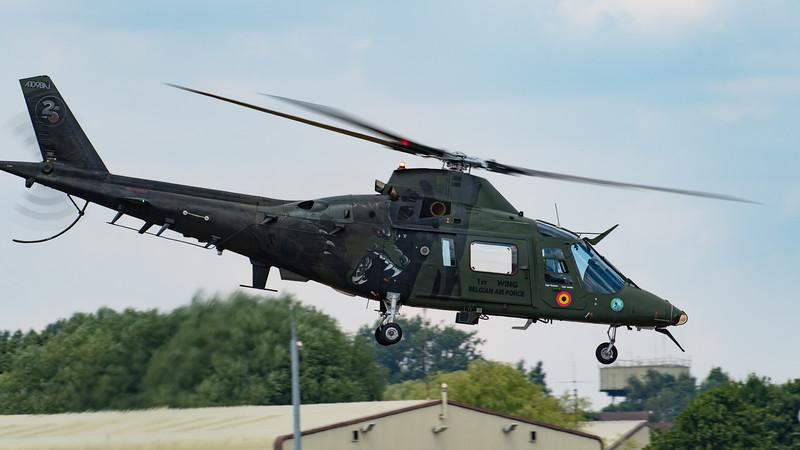 Belgian Agusta 109