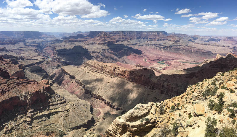Lipan Point, South Rim