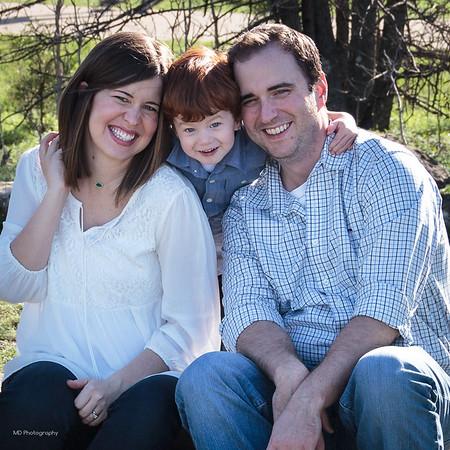 031316 Shaun, Kelly and Grady