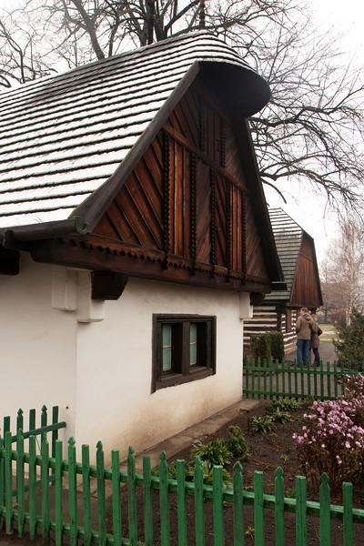 Skanzen v Přerově nad Labem