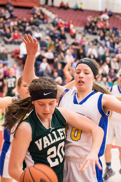 Valley Basketball 2016