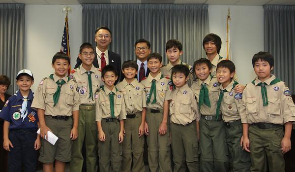 20091013 Arcadia School Board Meeting