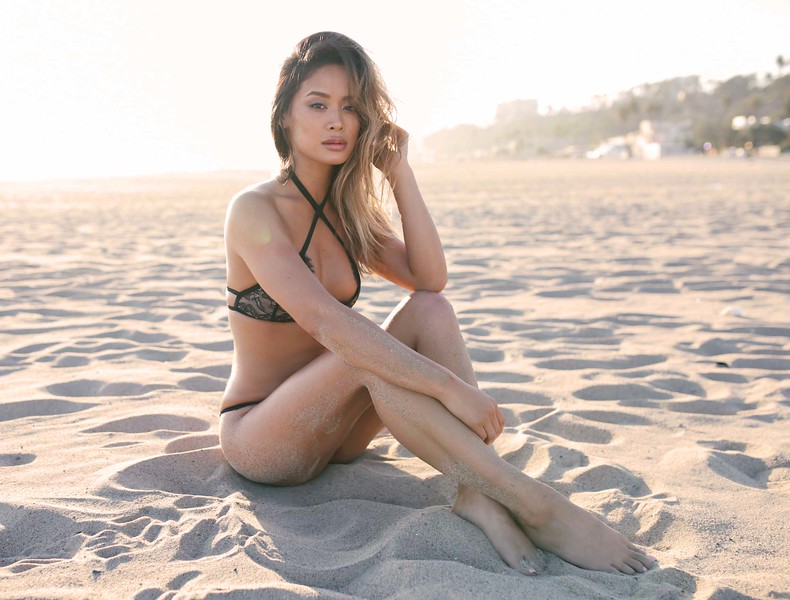 @sophiale 5'4"