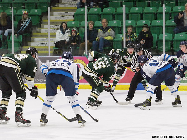 Jan 6th vs Canmore Eagles