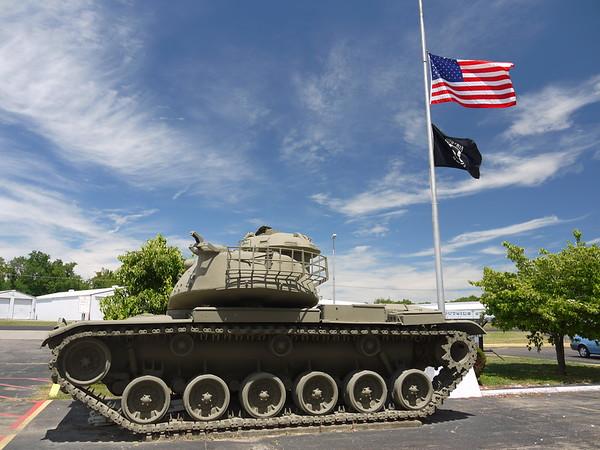 VFW Post #5896 - Farmington, MO - M60