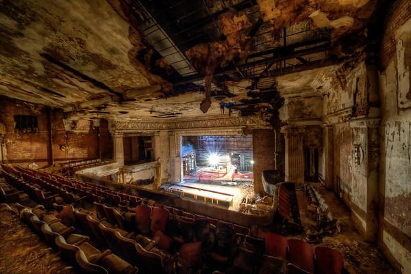 Sun Theater St. Louis Built 1913