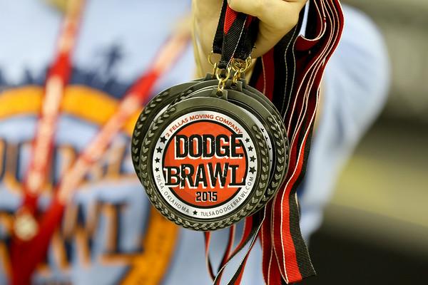 Dodgebrawl 2015 Complete