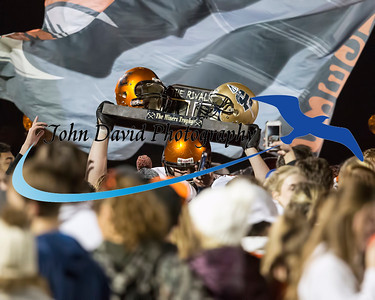 2017 EHS Football Varsity v Frederick