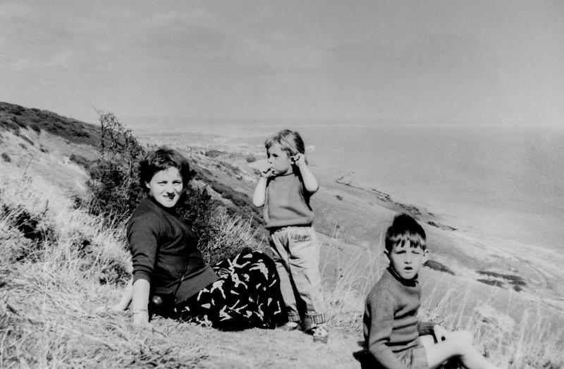 Beachy Head 1957