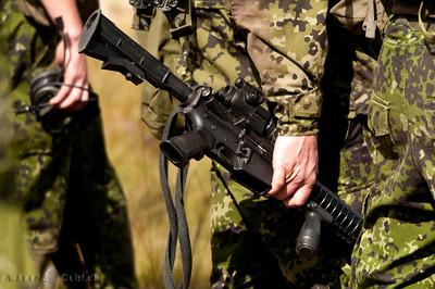 Militær foto workshop
