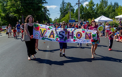 Vashon Island Strawberry Festival Saturday 2018