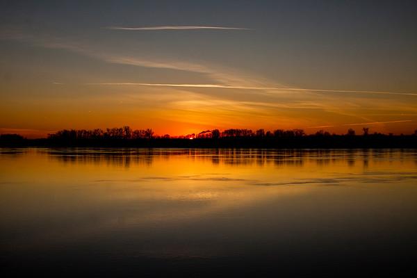 Indiana, Kentucky
