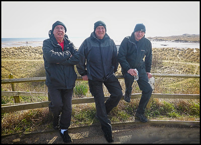040 - Alnmouth To Boulmer, Northumberland, UK – 2018.