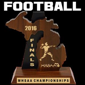 2016 1126 MHSAA Football Finals