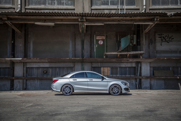 Carshoot Mercedes CLA