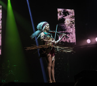 Lindsey Stirling at Oakdale Theater -CT