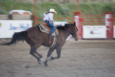 2007 Asotin Rodeo Junior Barrels