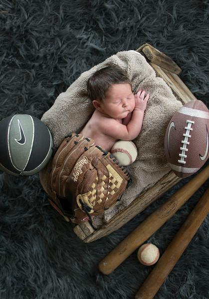 Brek's Newborn Session