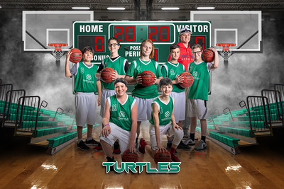 2020 Basketball- 13U Boys