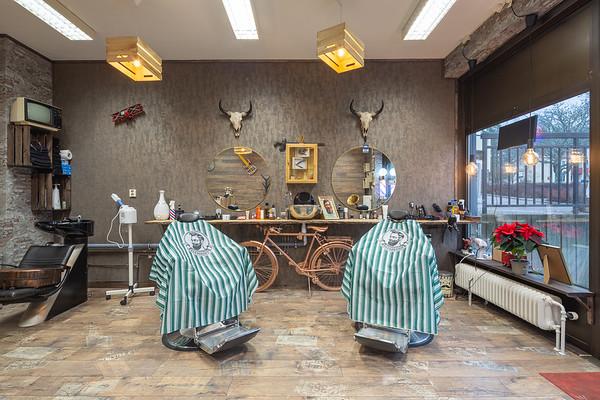 The Gentlemans barbershop