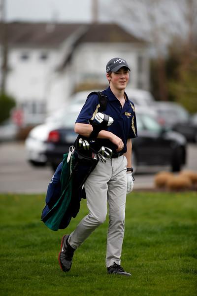Varsity Boys' Golf May 2017