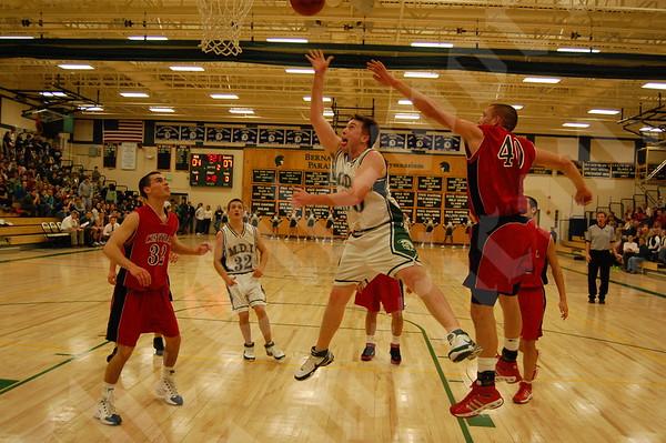 MDI Boys Vs. Central- January 9, 2008