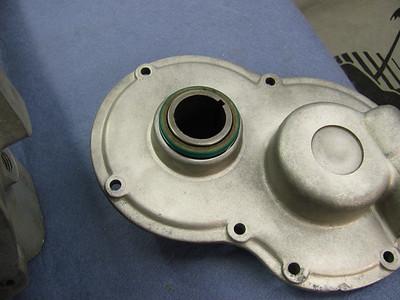 Bantam Crank Seal Photos