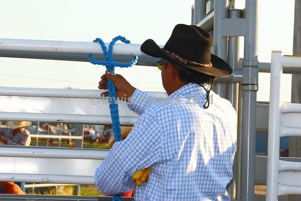Estevan Rodeo 2011 - Saturday