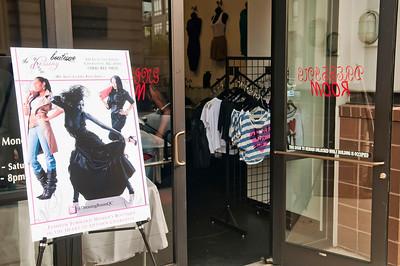Dressing Room Grand Opening Soiree 4-21-11 by Jon Strayhorn