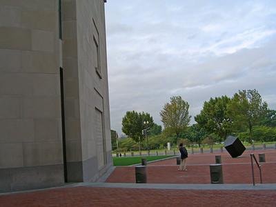 Fei Fei in Washington, DC  September 2008