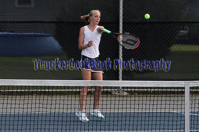 2011 NHS Girls Tennis
