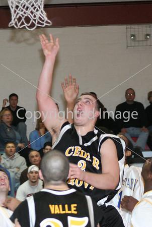 2008 Cedar Grove Basketball