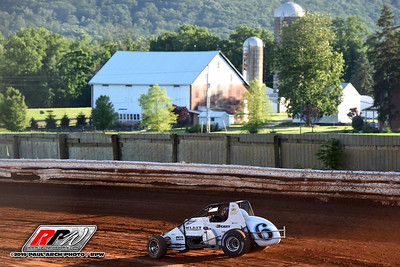 USAC Sprints @ Williams Grove Speedway - 6/14/19 - Paul Arch