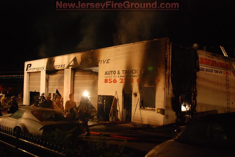 4-16-2012 (Camden County) GLOUCESTER TWP - 1109 N. Blackhorse Pike - All Hands Building