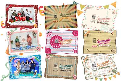Bingkai Photobooth Unlimited & Kuota 4R