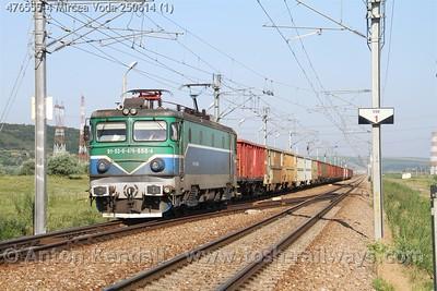 Electric locomotives (43-48)