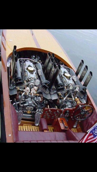 Rolls Royce Merlin Engines