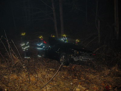 1-24-10 MVA With Injuries, Bear Mountain Bridge Road