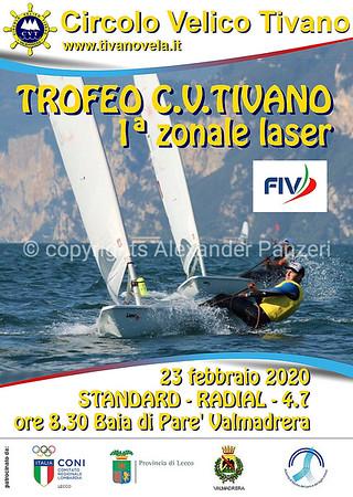 Trofeo C.V.T. - 1° Zonale Laser XV-Zona F.I.V.
