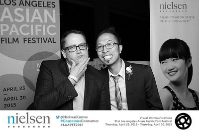 Nielsen - Asian Pacific Film Fest Week #1