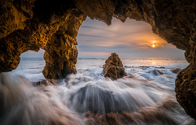 Sea Cave Sublimity