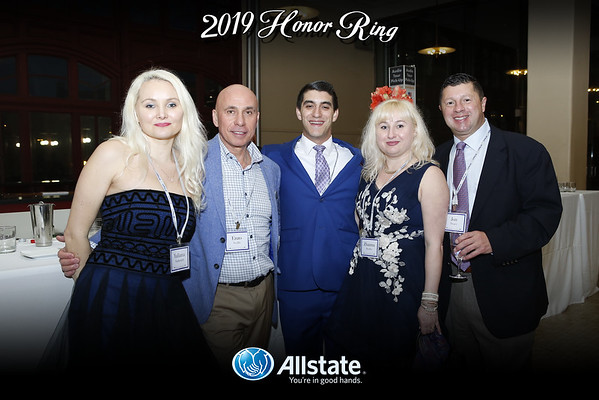 AllState Honor Ring 2019 - Ellis Island