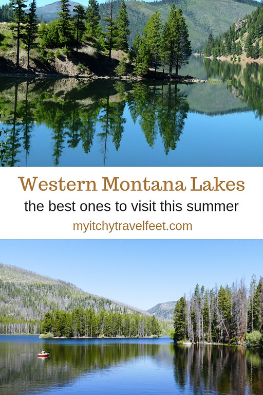 Western Montana lakes to visit this summer.