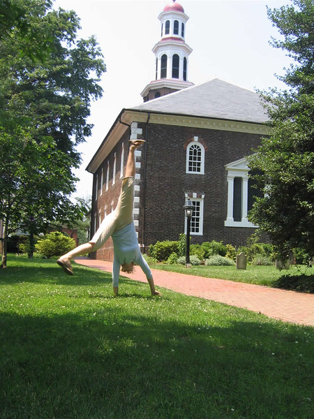Heather Fry - Christ Church, Alexandria, Virginia