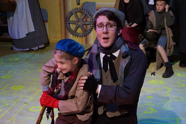 Chestnut Street Playhouse - A Christmas Carol - The Musical  (2015)