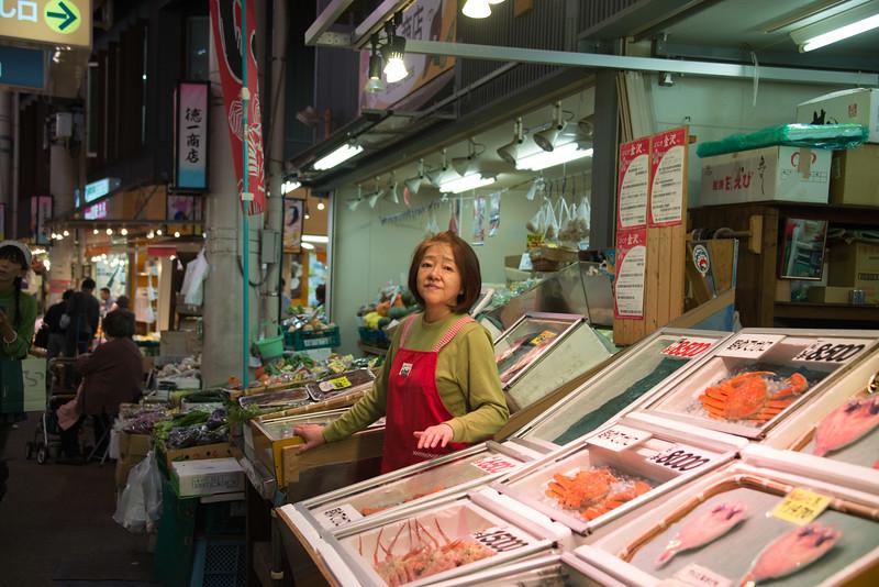 Omicho Market Kanazawa-9460