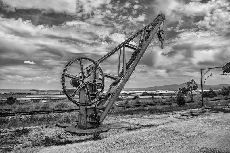 Abandono ferroviario / Rail abandonment